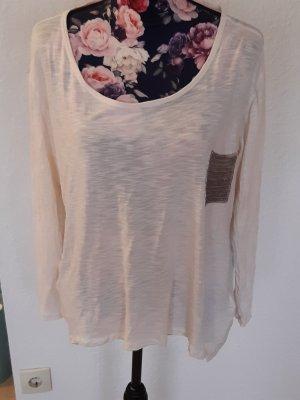 Aniston Camicia a tunica beige chiaro
