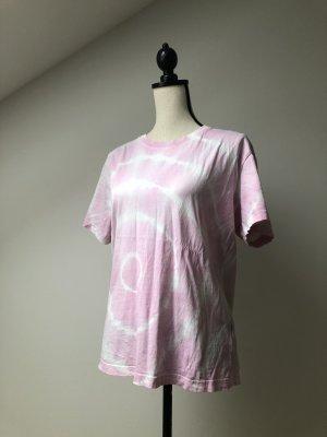 Weekday Top batik rosé-rose clair