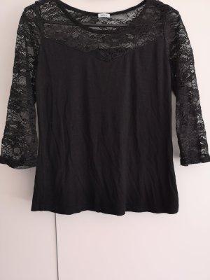 Pimkie Gehaakt shirt zwart