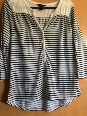 Shirt 3/4-langen Ärmeln
