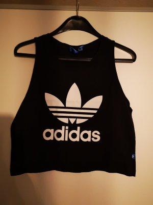 Adidas Sports Shirt white-black