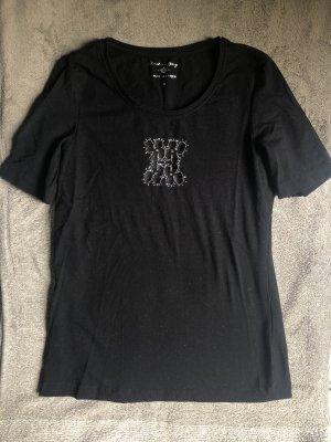 Christian Berg T-shirt blu scuro
