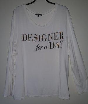 Ancora Lang shirt wit