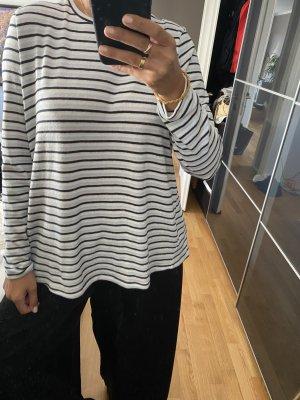 Shirt 40 L Nocozo gestreift Blau schwarz