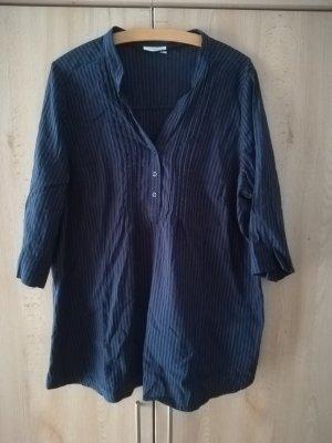 Yessica Shirt Tunic black-blue