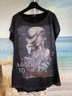 Aniston T-Shirt multicolored