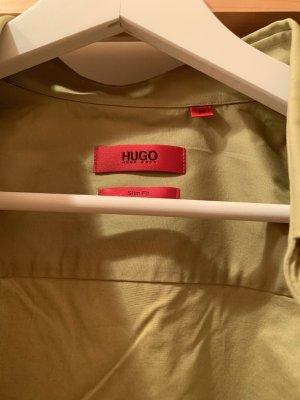 HUGO Hugo Boss Camicia lunga verde prato