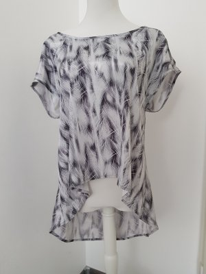 Reverse Top extra-large multicolore