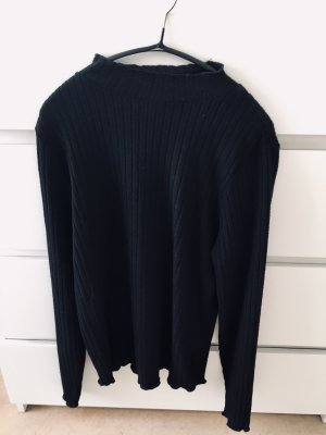 Sweater Twin Set black