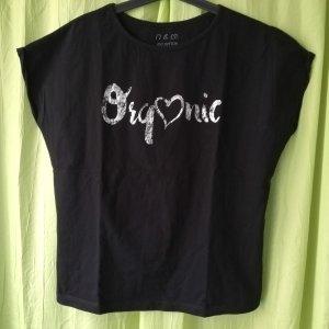 17&co T-shirt zwart Katoen