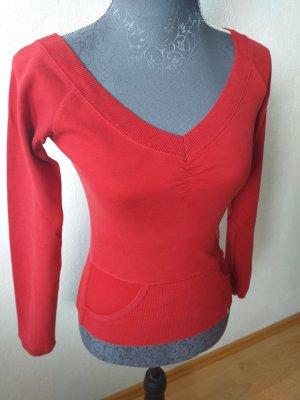 edc by Esprit Maglietta sport rosso-rosso mattone
