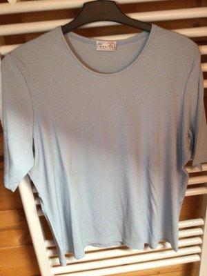 Bonita Prążkowana koszulka jasnoniebieski
