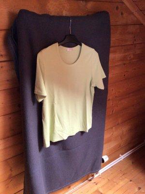 Bonita Prążkowana koszulka bladozielony