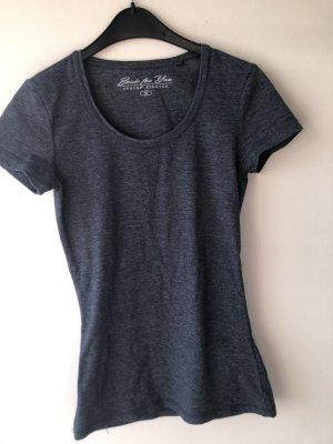 Janina Camiseta Básico gris pizarra