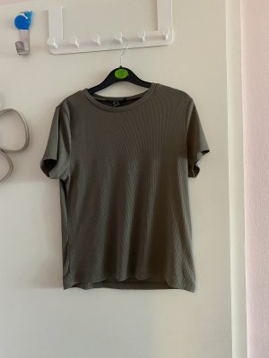 Atmosphere Camicia cropped cachi