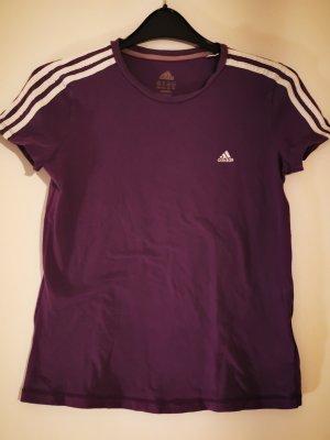 Adidas Koszulka sportowa fiolet