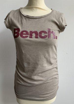 Bench Long Shirt grey brown