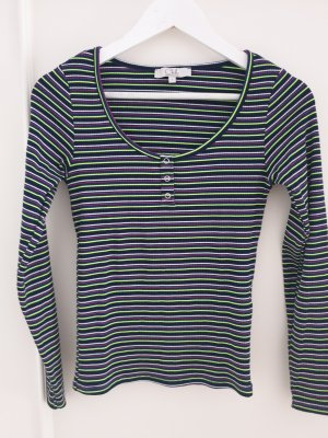 C&A Ribbed Shirt forest green