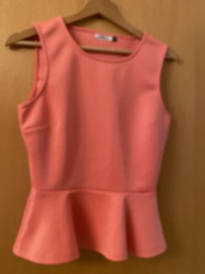Only Frill Top pink