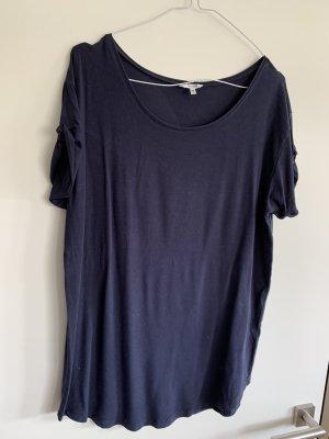 mbyM Camiseta Básico azul oscuro