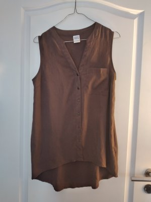 Vero Moda Top long brun