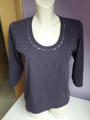 Armani T-shirt gris violet