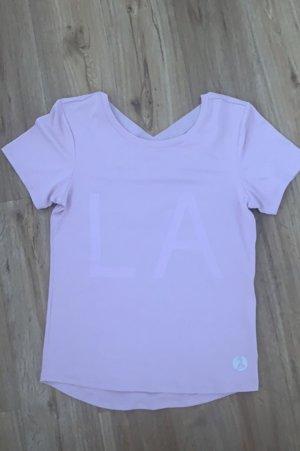 Lascana Sports Shirt dusky pink-light pink polyester