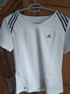 Adidas T-shirt de sport blanc