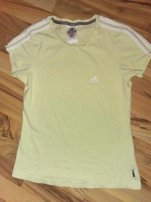 Shirt adidas schönes helles Frühlingsgrün 34-36