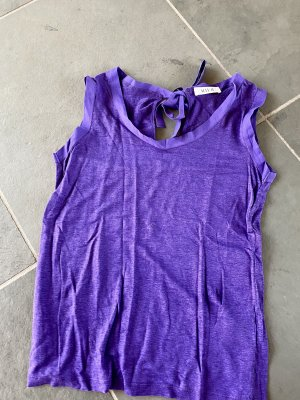 Allude T-shirt lila