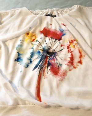 Shirt Aquarell-Style