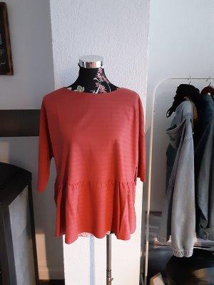 armedangels Camicia a tunica rosso chiaro