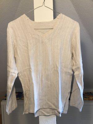 Shirt aus Leinen - S