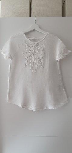 Shirt aus Netzstoff