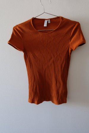 AndOtherStories T-shirt rouille coton