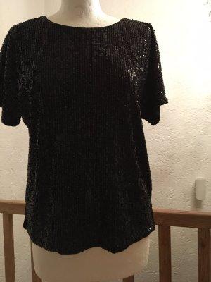 H&M Blouse Shirt black