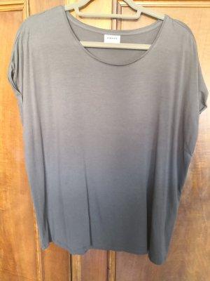 Shirt Basic Grau