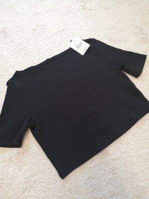 Tezenis Chemise côtelée noir