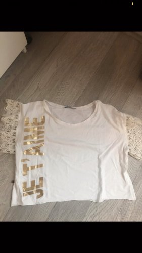 Shirt Bauchfreie