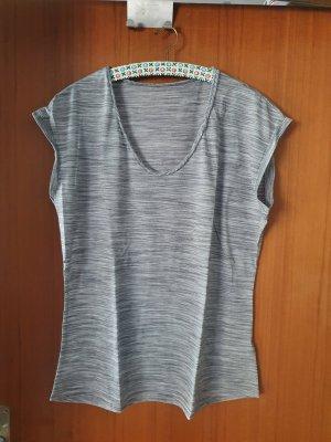 Shirt, Beachshirt, grau, neu