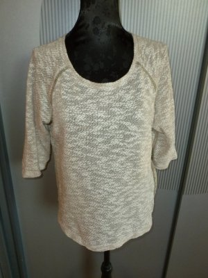 Le Comte Knitted Jumper natural white