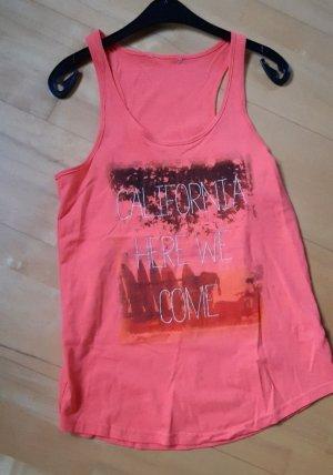 Shirt Billabong pink rosa Gr.M