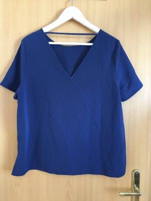 Shirt, blau