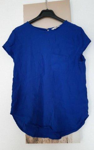 Shirt blau Gr.38 von H&M
