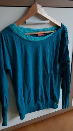 Shirt blau Gr.S von Puma