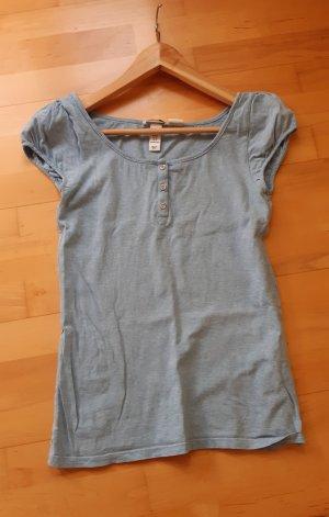 H&M T-Shirt azure