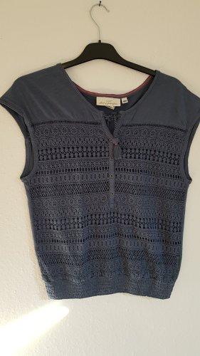 Shirt Blau Größe M H&M