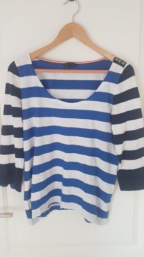 Shirt blau/weiß von Tommy Hilfiger
