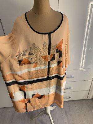 BARBARA LEBEK Camicia a tunica multicolore