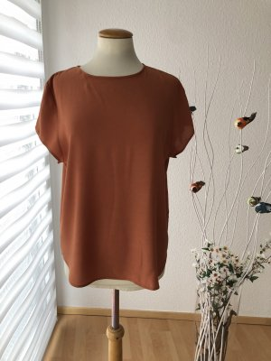 H&M Blouse Shirt russet